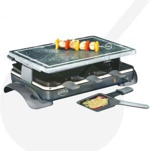 Steingrill und Gourmet-Set für 8 Personen Küchenprofi