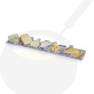 Käse und Schokolade brett - Delfter Blau