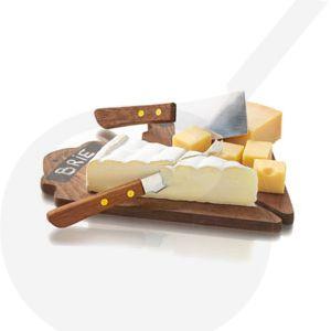 Käse Dessert Set