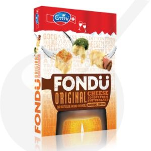 Käsefondue fertig - Emmi Fondue Original 400 gramm