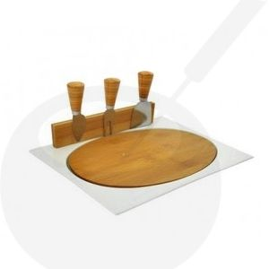Käsebrett Fromage | Magnetische Porzellan | 3 Käsemesser