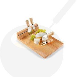 Käse Board magnetic mit 3 messer und pins