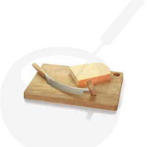 Holländisches Käse-Set Eiche