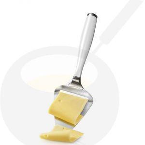 Käsehobel Elfenbein
