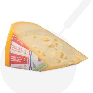Lochkäse - Maasdammer Käse +/- 1 Kilo