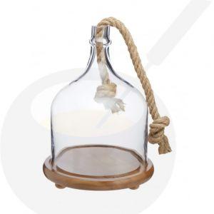 Artesà Serving Cloche (Glas) , 25x34cm
