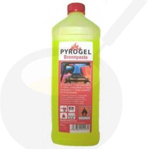 Brenngel Pyrogel 1 Liter Flasche
