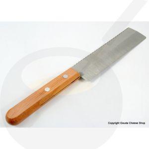 Ein Profesional Raclette Messer und Schälmesser