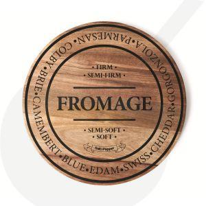 Käseplatte Fromage Rund Ø 28 cm