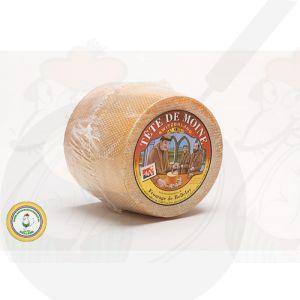 Tête de Moine - Ganzer Käse | +\-  750 gramm