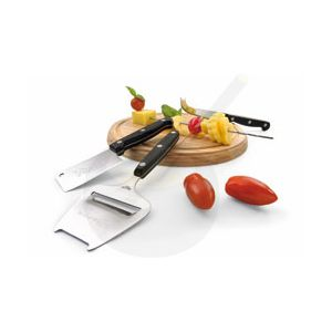 Käse Board mit hobel und zwei messer